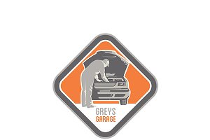 Greys Garage Logo