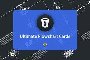Ultimate Flowchart Cards