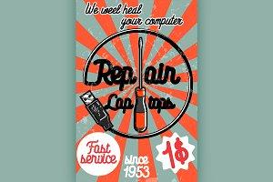 PC repair banner