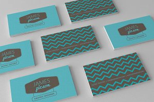 Creative Clean - Business Card
