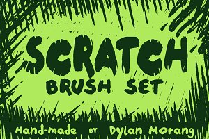 SCRATCH brush set