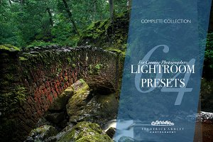 64 Lightroom Presets: Core Set