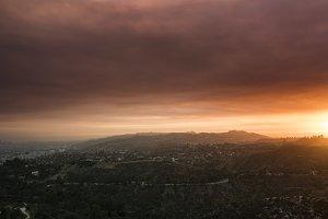 Griffith Park Landscape