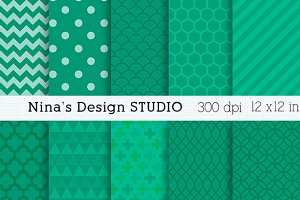 Emerald Digital Papers