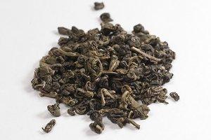 Green tea macro