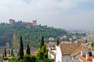 cityscape of Granada