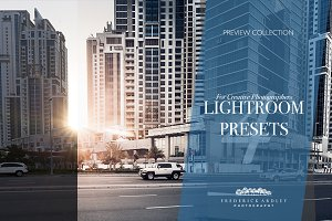 Lightroom Presets Preview Collection