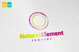 Natural Element Logo