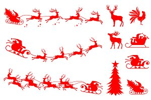 Christmas Clipart - design elements