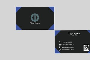 Sdcrtrgbc Business Card Template