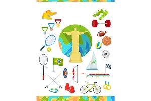 Summer Sport Games
