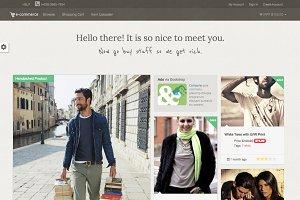 Ecom - Online Shop Template