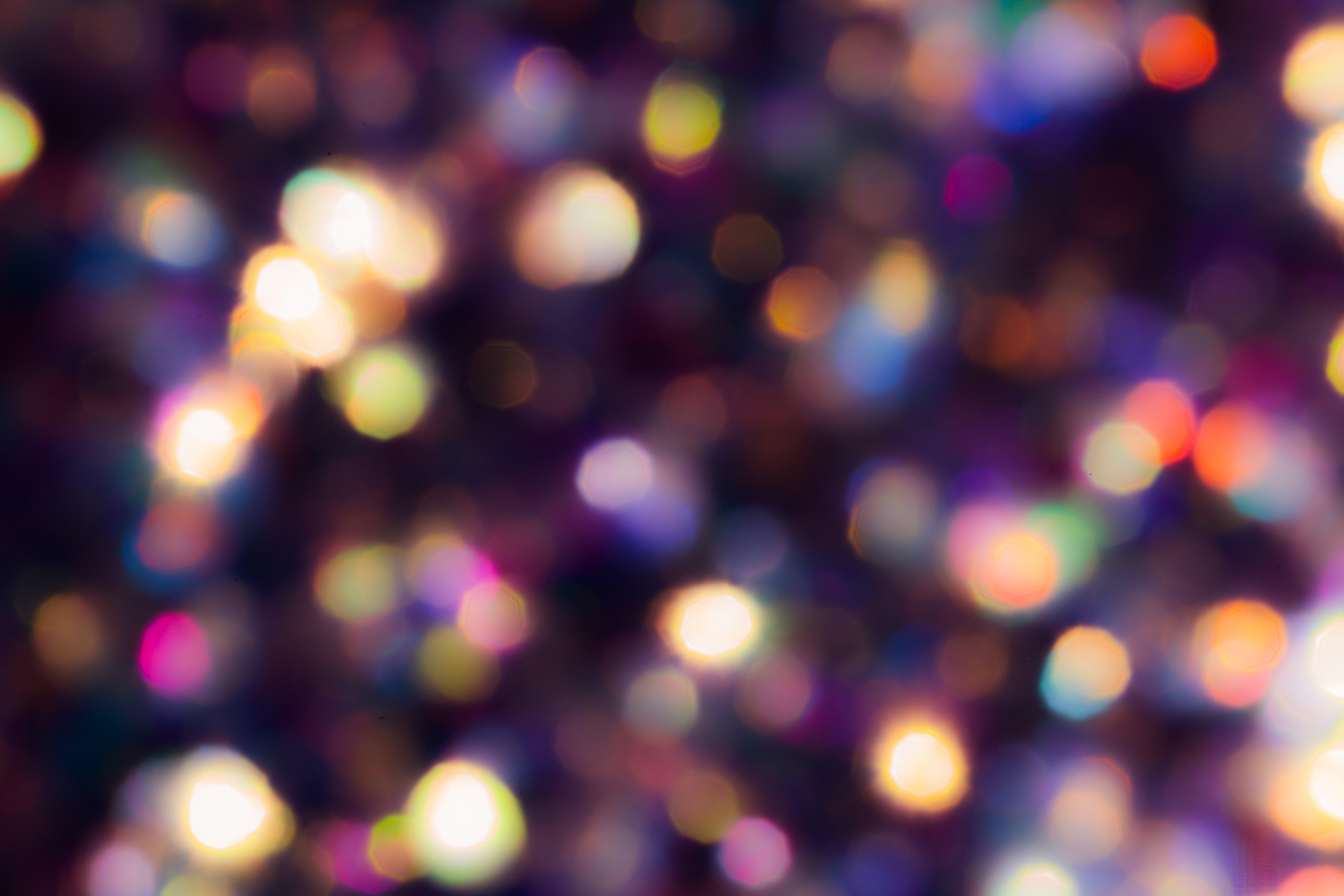 Midnight Purple Rainbow Bokeh ~ Abstract Photos ~ Creative ...