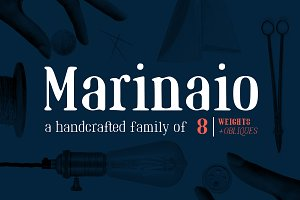 Marinaio Family + Ornaments