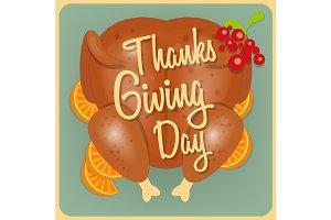 Turkey Thanksgiving Day