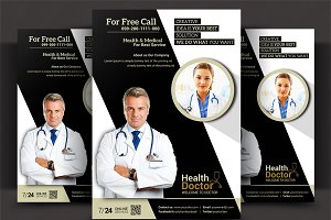 Medical Doctors Flyer