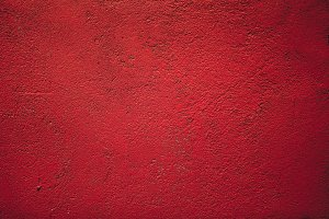 Red wall texture background