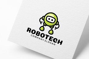 Robot Logo Design (2)