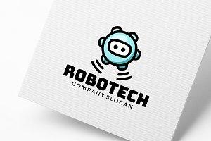 Robot Logo Design (3)