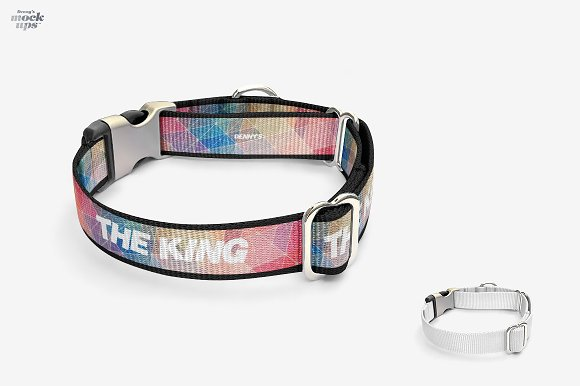 dog collar mockup product mockups creative market