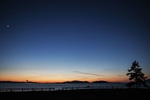 Twilight on Padilla Bay 3