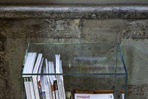 The book-aquarium