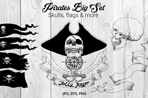 Pirates Big Set