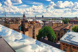Riga. Latvia. Summer