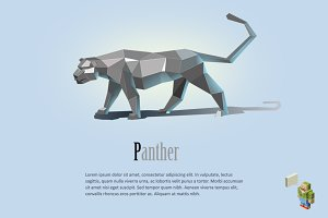 Vector panther