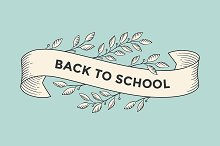 Greeting card Back to School