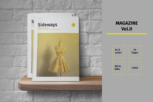 Magazine Template Indesign Vol.III