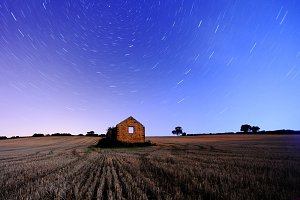 Star Night Barn