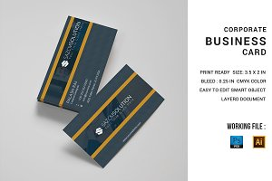 Business Card Template-V07