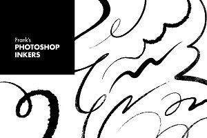Photoshop Line Inkers