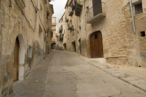 Calaceite streets