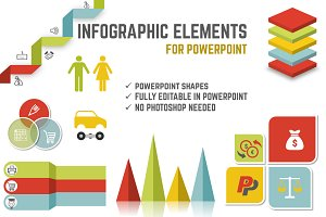 INFOGRAPH ELEMENTS FOR POWERPOINT