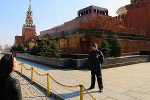 Lenin's Mausoleum 2016