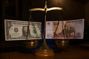 The forecast of the dollar against the ruble