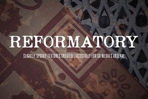 Reformatory Prison Texture Pack