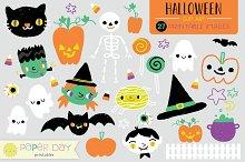 Halloween Clip Art | Vector