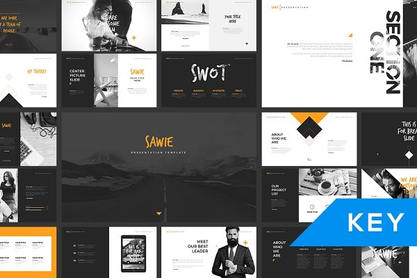 SAWIE Keynote Template
