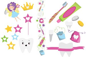 Tooth Fairy Graphics