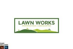 Landscaping Logo Template Vol. 1