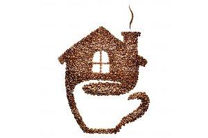 House of coffee.