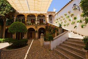 Courtyard (patio) in Cordoba