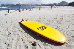 surf rescue board of lifeguards