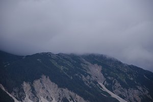 Misty Mountains and Hills