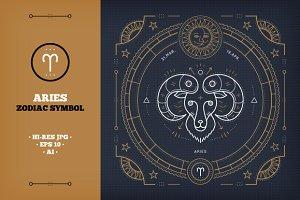♈ Aries Zodiac sign