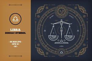 ♎ Libra Zodiac sign