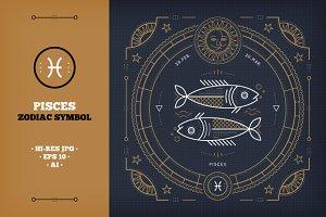 ♓ Pisces Zodiac sign